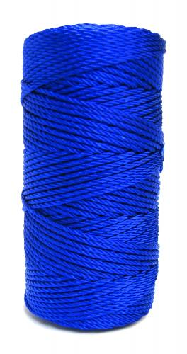 Marian Royal Blue #36 Knotted Rosary Cord Twine