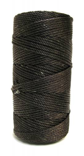 Honey Brown #36 Knotted Rosary Cord Twine