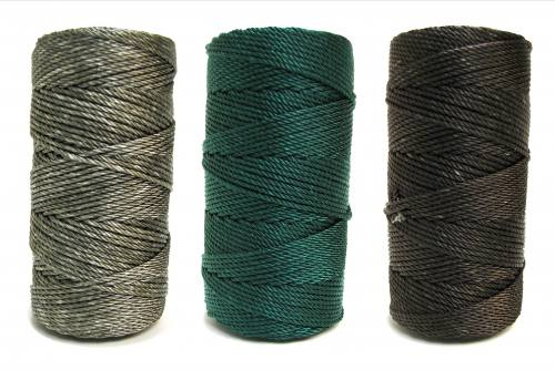 Camoflage #36 Knotted Rosary Cord Twine Bundle
