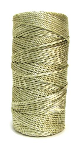 Golden Tan #36 Knotted Rosary Cord Twine