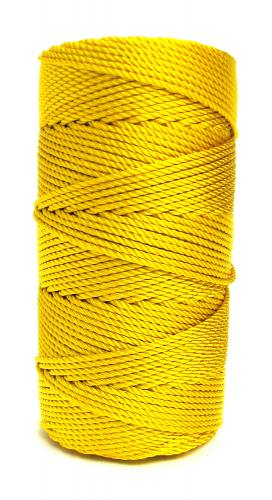 Goldfinch Yellow #36 Knotted Rosary Cord Twine
